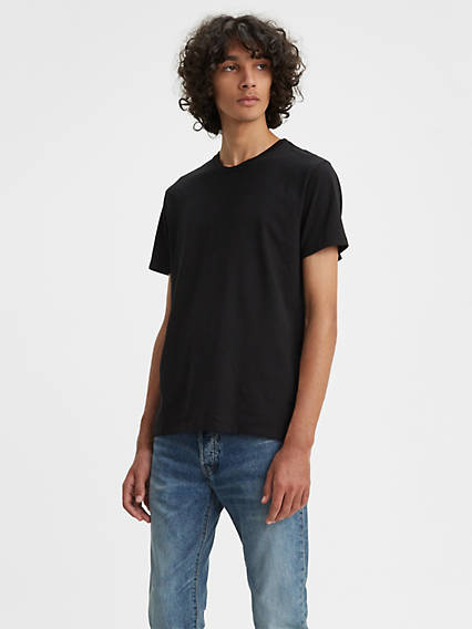 Men's Custom Blank Artist Tee Shirt