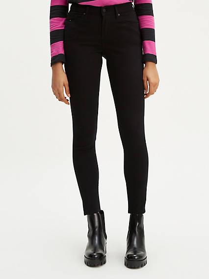 Curvy Skinny Women's Jeans