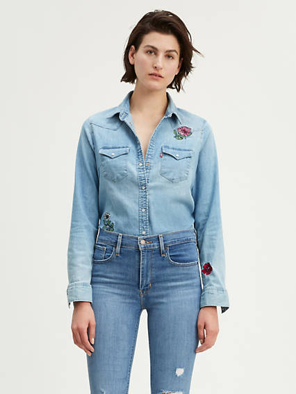 Embroidered Ultimate Western Shirt