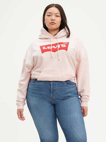 Graphic Hoodie (Plus Size)