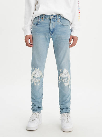 Lo-Ball Stack Men's Jeans