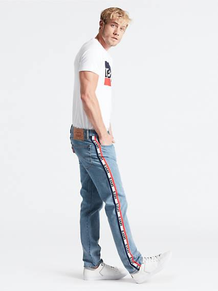 501® Taper Sports Stripe Jeans