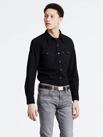 Barstow Denim Shirt