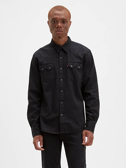 6169df2f7df Men's Western Shirts - Shop Cowboy Shirts for Men | Levi's® US