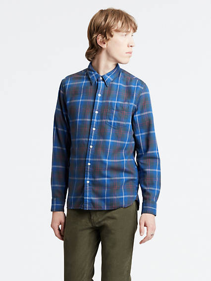 Sunset Pocket Shirt
