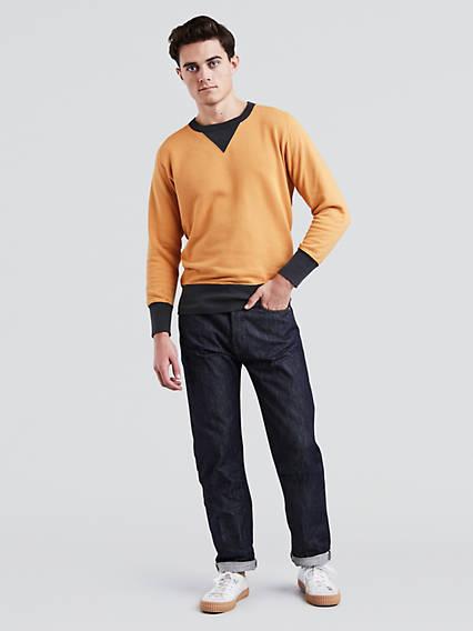 Levi's® Vintage Clothing 1966 501® Jeans - Dunkle Waschung / Rigid | Bekleidung > Jeans > Sonstige Jeans | Dunkle waschung|rigid | Cotton | Levi's