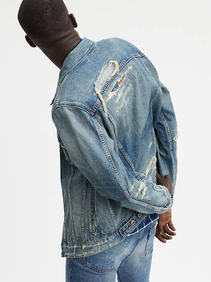 Levi's® Made in Japan Oversized Type 3 Trucker Jacket