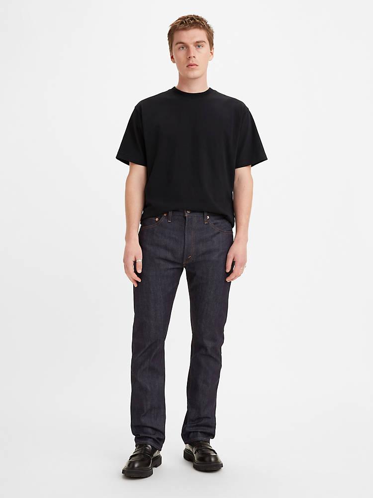 Levis 1967 505 Regular Fit Mens Jeans