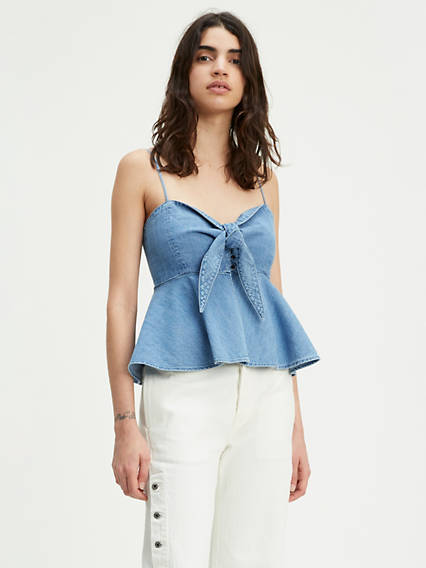 Levi's® Made & Crafted® Senorita Top