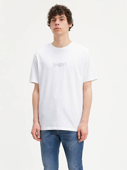Relaxed Graphic Tee Shirt