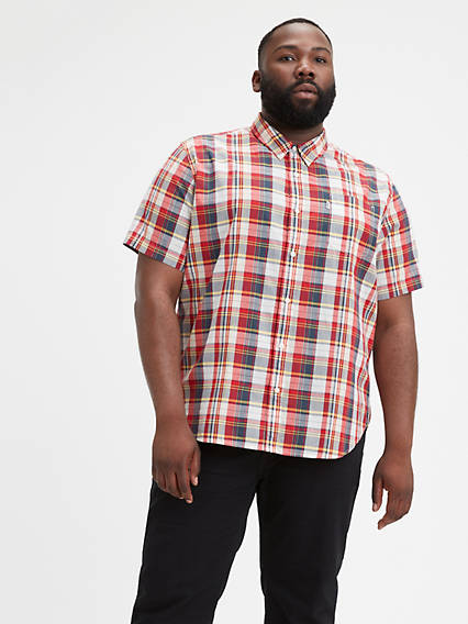 Shortsleeve Classic One Pocket Shirt (Big)