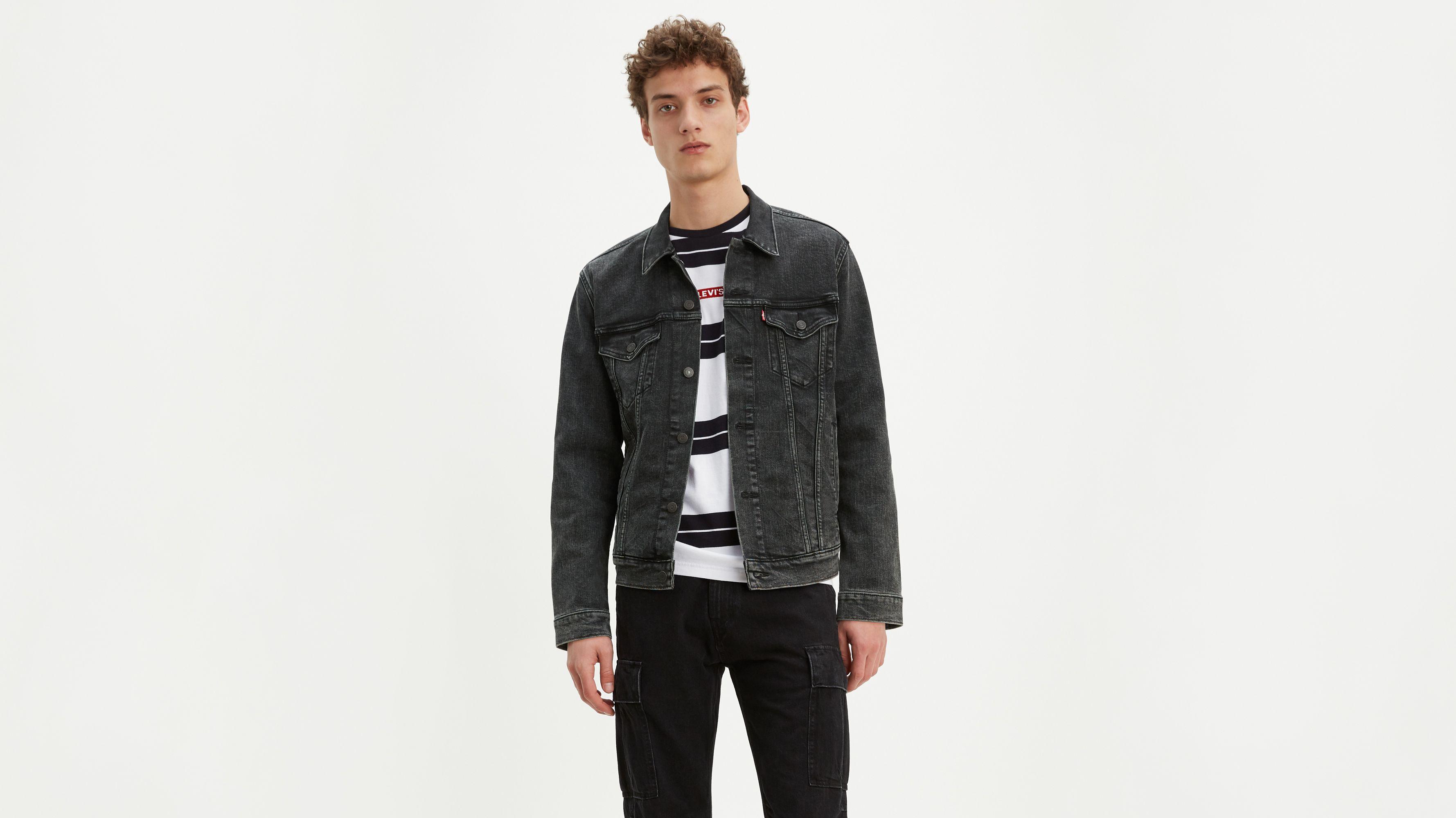 Levi's® The Trucker Denim Jacket | Dillard's