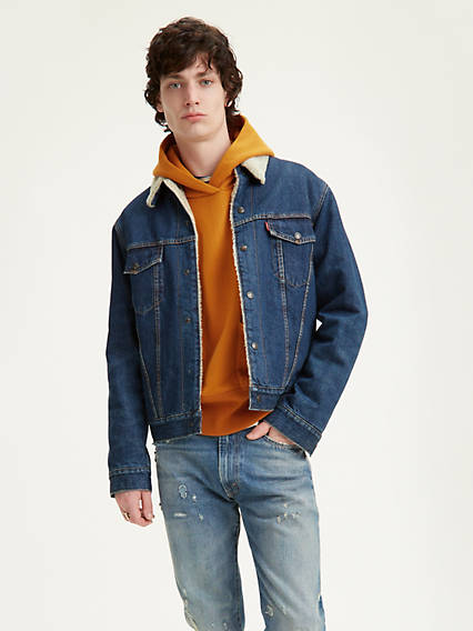 Levi's® Vintage Clothing 1967 Type III Sherpa