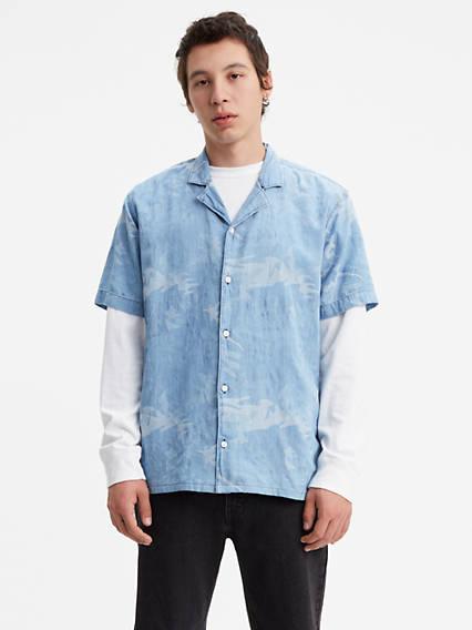 Camo Cubano Shirt