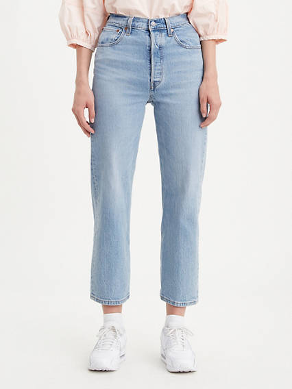 Ribcage Straight Ankle Women's Jeans