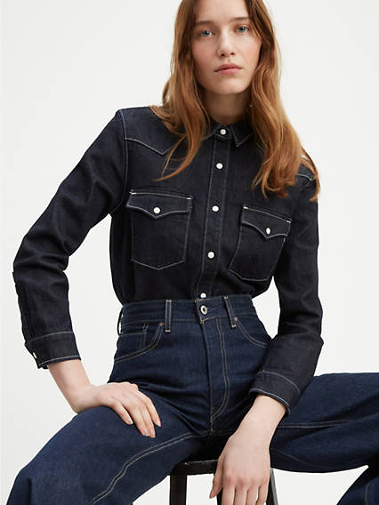Levi's® Made & Crafted® Denim Shirt