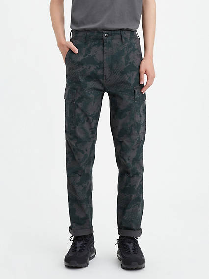 Hi-Ball Roll Cargo Pants