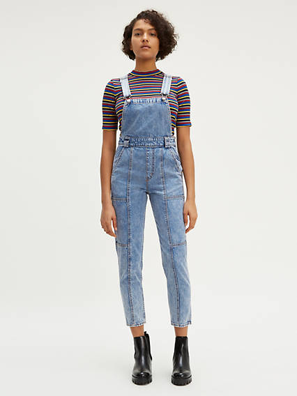Mom Utility Overalls