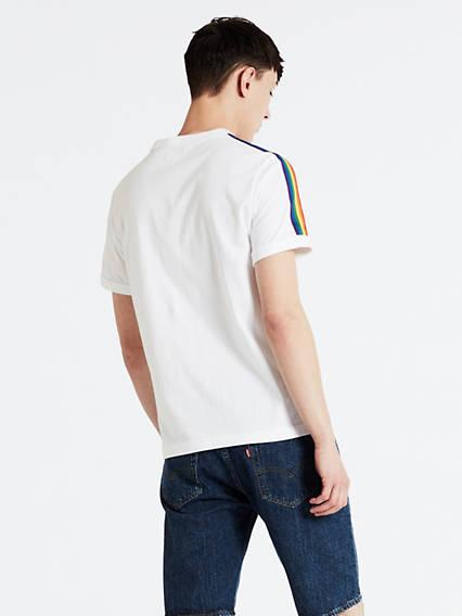 Levi's® Pride Ringer Tee Shirt