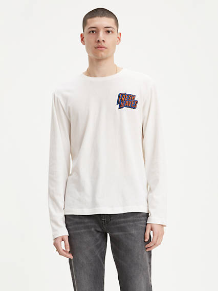 Levi's® X Justin Timberlake Long Sleeve Graphic Tee