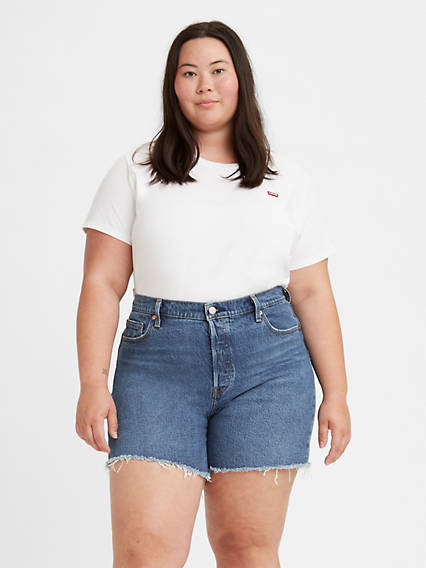 Perfect Creweck Tee Shirt (Plus Size)