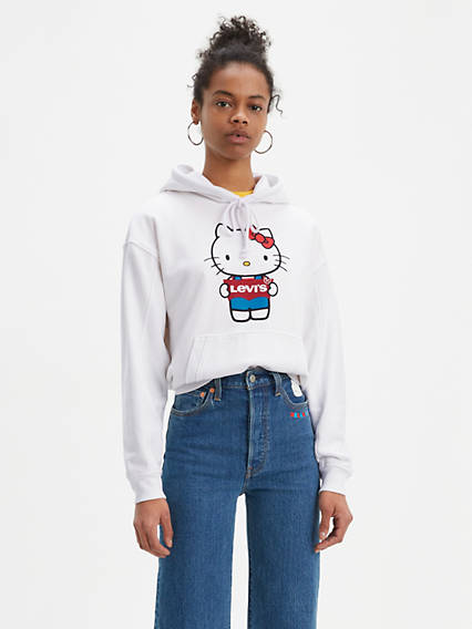 Levi's® x Hello Kitty Unbasic Hoodie