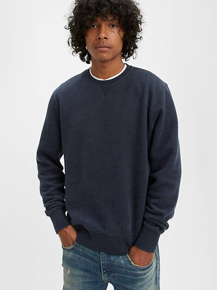 Relaxed Crewneck Sweatshirt