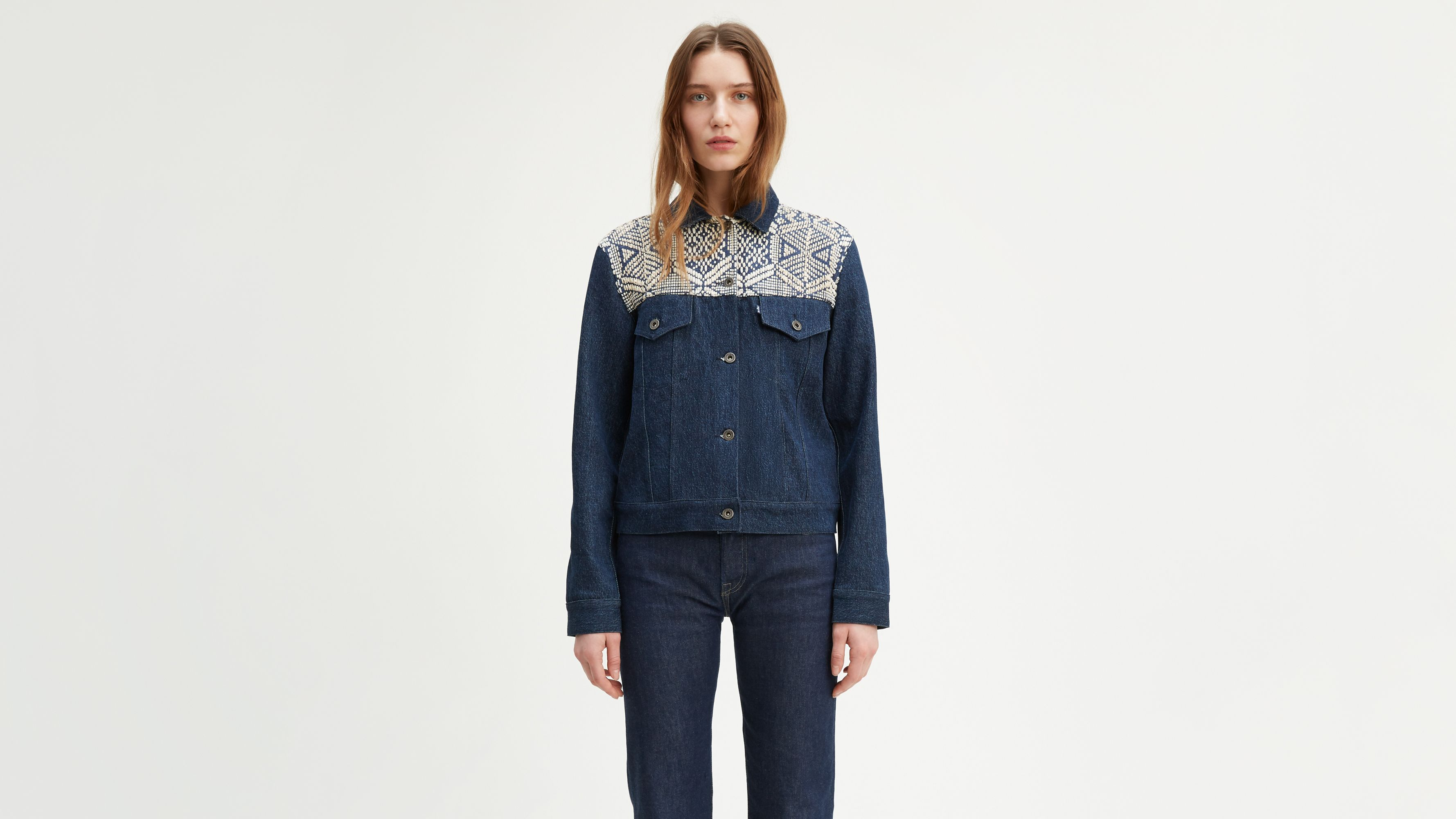 Donna Giacche Di Jeans & Sherpas | Levi's® IT