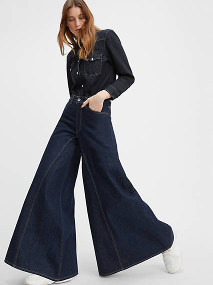 Rancher Wide Leg Women's Jeans