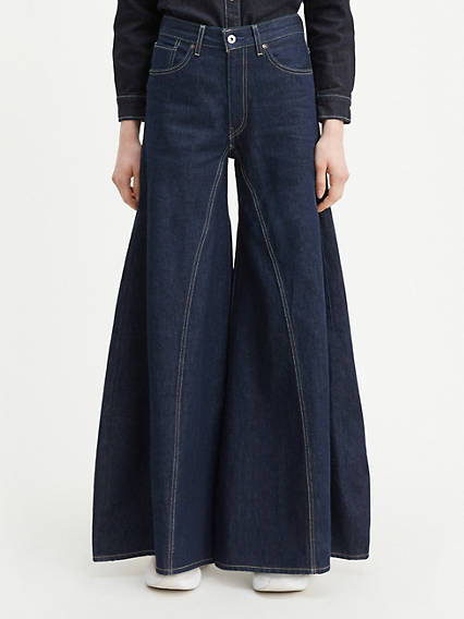 Levi's® Made & Crafted® Rancher Wide Leg