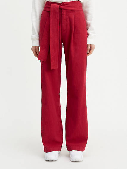 Levi's® Made & Crafted® Tie Trousers