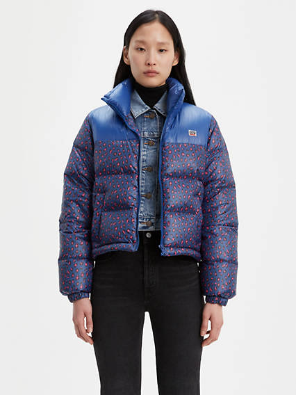 Francesca Down Puffer Coat