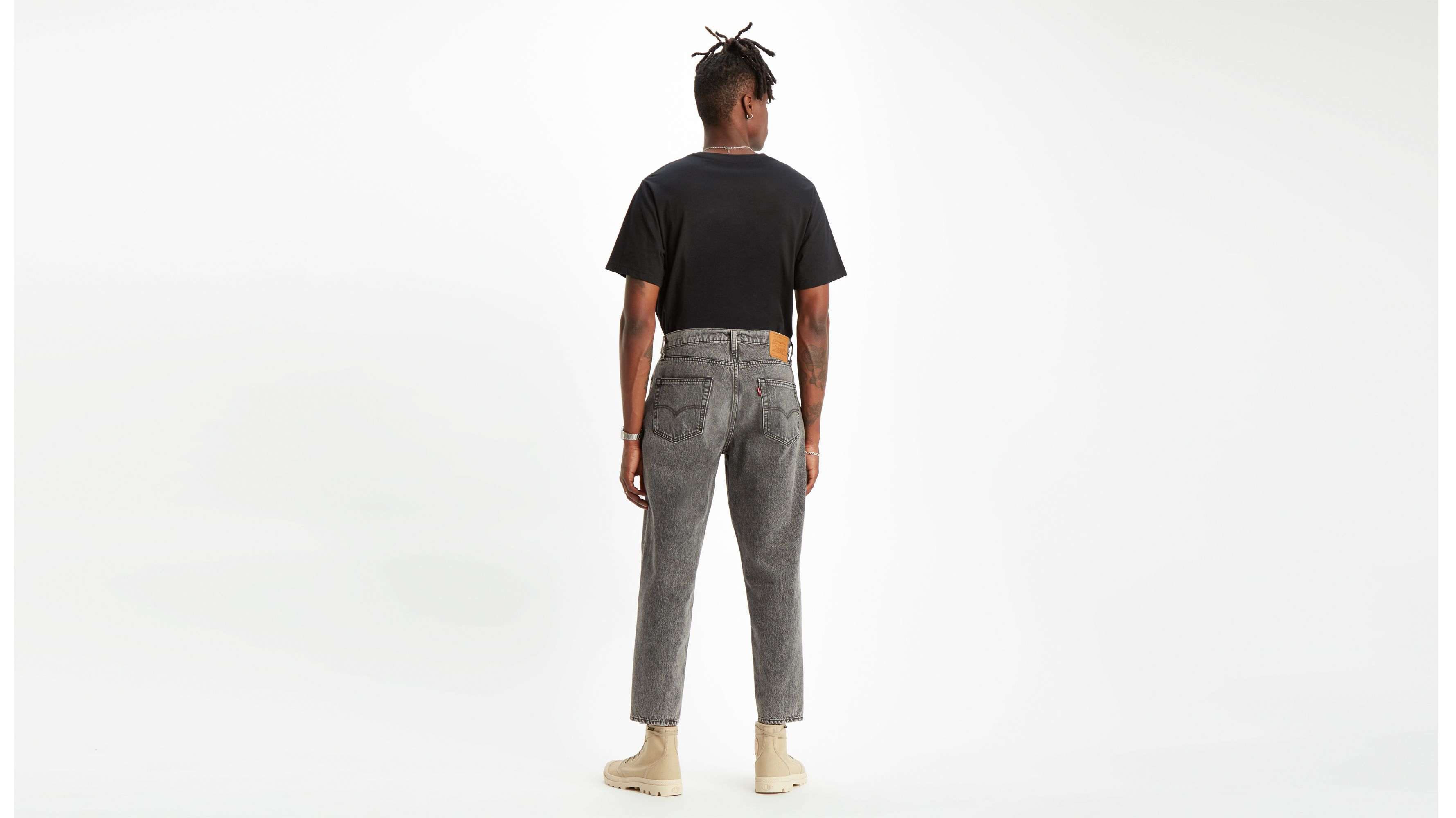 562™ Loose Taper Jeans Schwarz | Levi's® DE