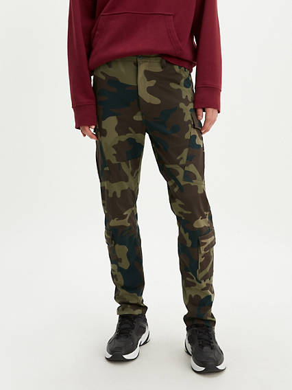 Lo-Ball Stack Cargo Pants