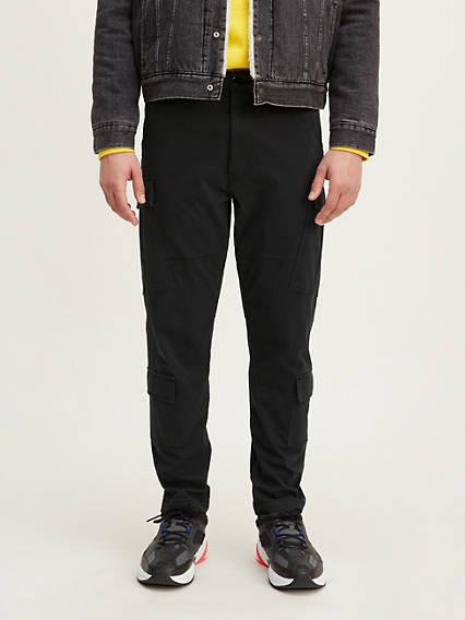 Pantalon cargo chenille Lo-Ball