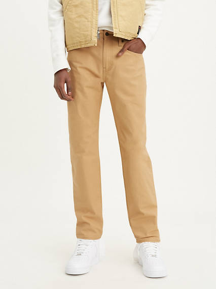 Levi's® x Justin Timberlake 502™ Taper Fit Canvas Pants