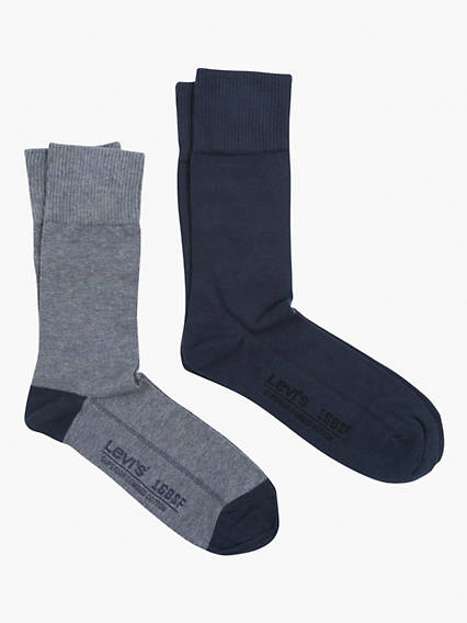 Levi's® Socks- Regular Cut (2 Pair)