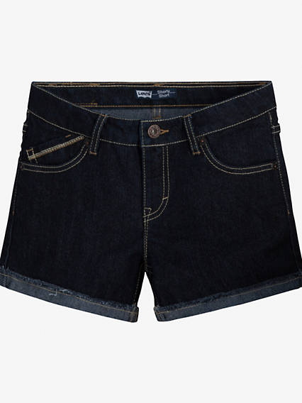 Girls 7-16 Scarlett Shorty Short