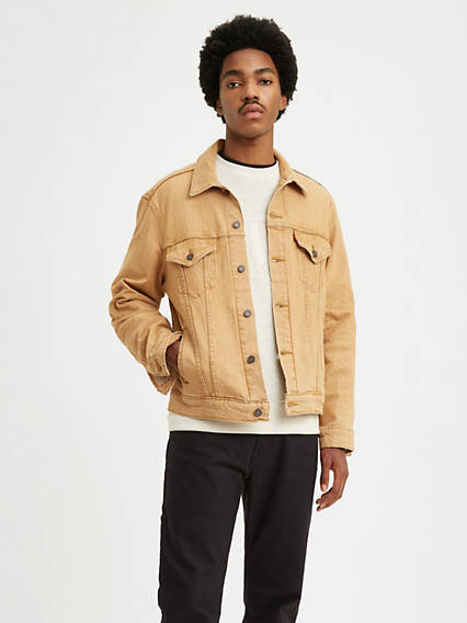 Vintage Fit Trucker Jacket