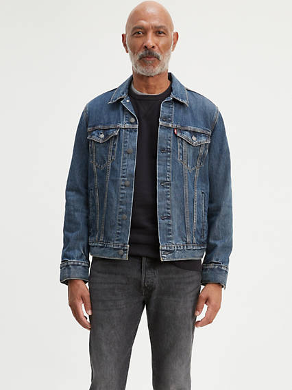 Levi's® Trucker Jacket with Jacquard™ by Google