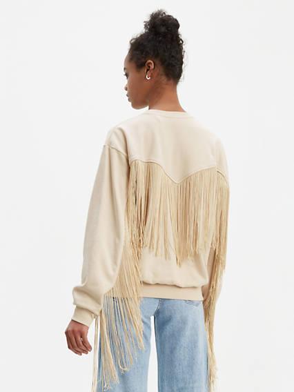 Ashley Crewneck Sweatshirt