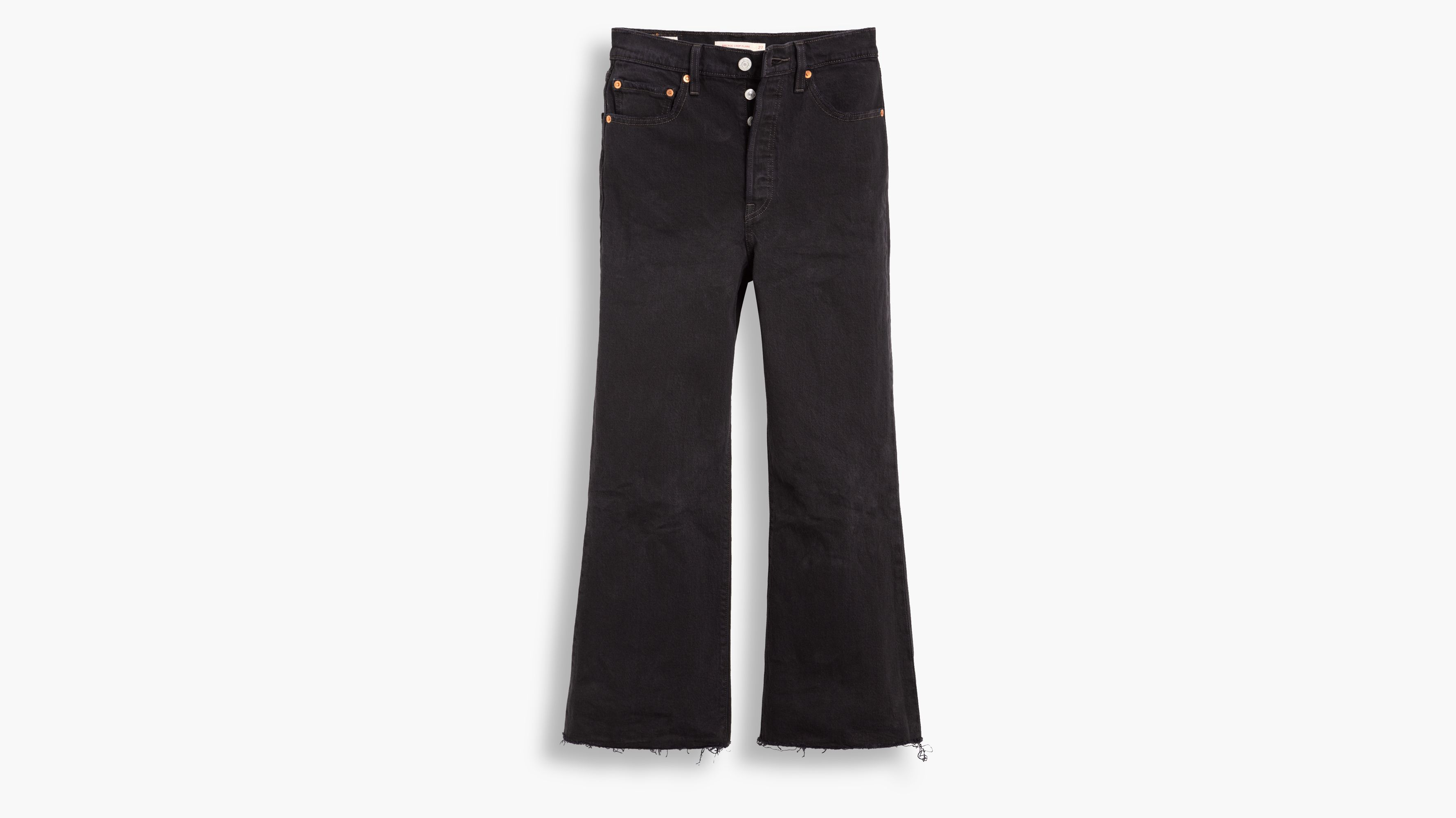 COST-M NEW Mens Size: Chest 46`-48` Flared Trousers Black -