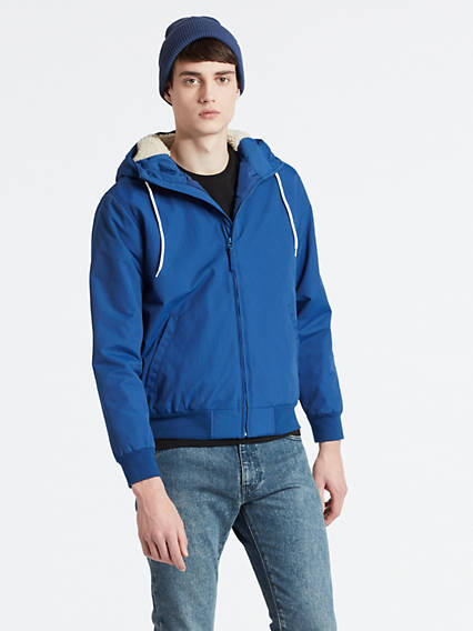 The Hooded Sherpa Bomber