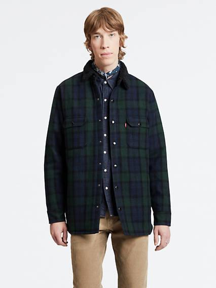 Wool Sherpa Worker
