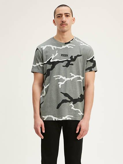 fdda82b7 Men's Shirts - Shop Cotton T-Shirts, Tank Tops, & Denim Shirts ...