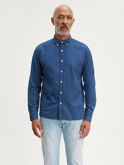 Pieced Pacific Shirt