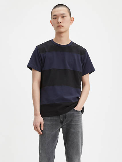 T-shirt Mighty MadeMC empiécé