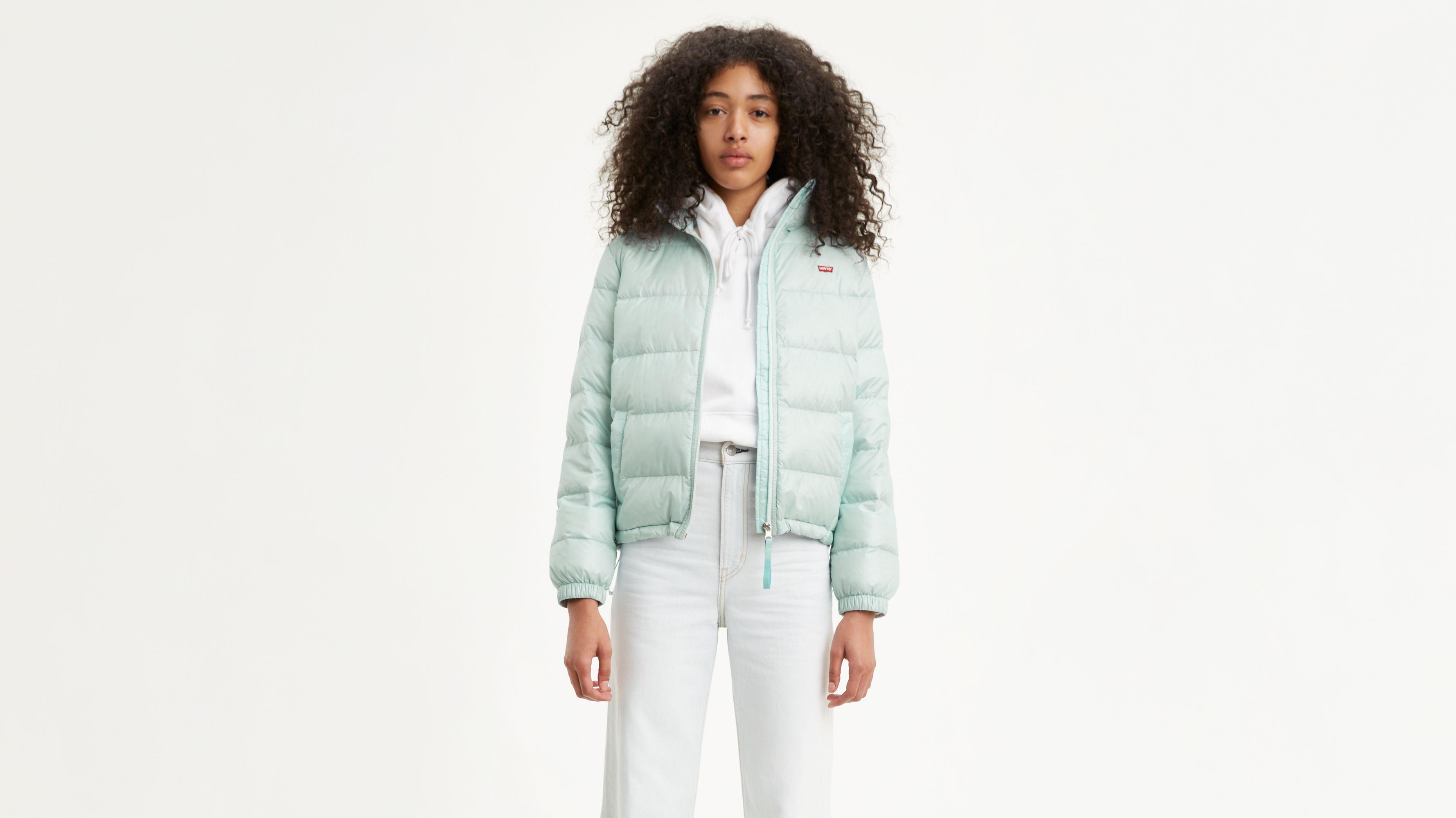 Francine Down Packable Coat