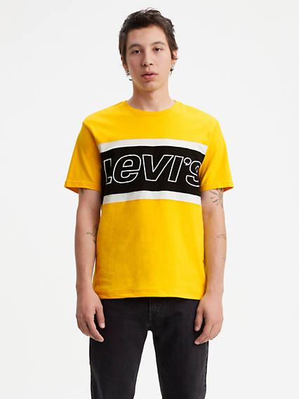 Colorblock Tee Shirt