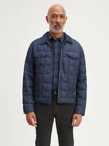 Packable Trucker Jacket